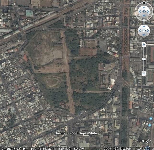 Google Map:中華城